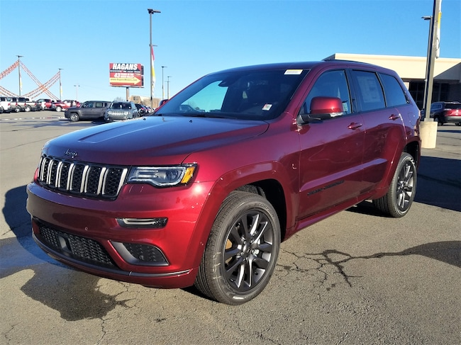 New vehicle 2019 Jeep Grand Cherokee HIGH ALTITUDE 4X4 Sport Utility For sale near you in Morrilton, AR