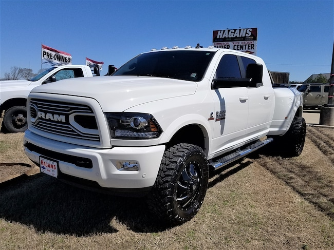 Used vehicle 2018 Ram 3500 Laramie Truck Mega Cab for sale near you in Morrilton, AR