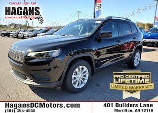New 2020 Jeep Cherokee LATITUDE FWD Sport Utility for sale near you in Morrilton, AR