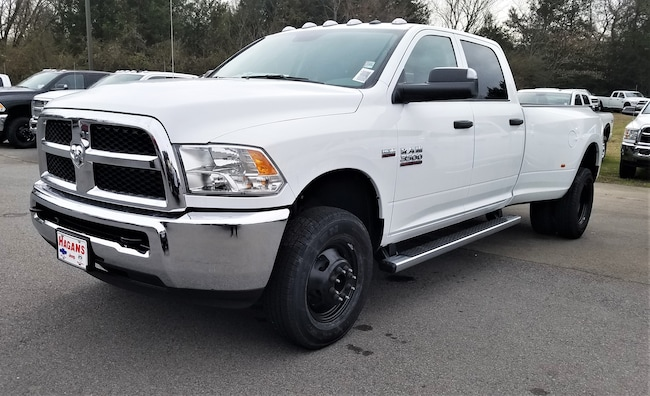 New vehicle 2018 Ram 3500 TRADESMAN CREW CAB 4X4 8' BOX Crew Cab For sale near you in Morrilton, AR