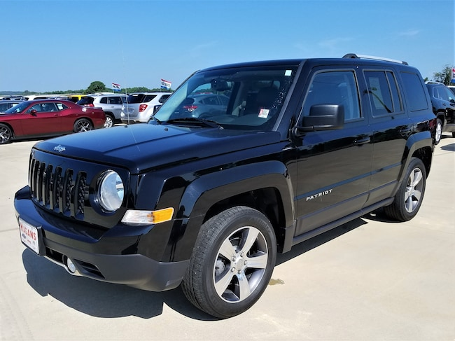 Certified pre-owned 2016 Jeep Patriot Latitude SUV for sale in Morrilton, AR