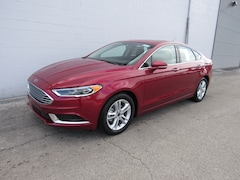 2018 Ford Fusion SE Sedan for sale in Bay City