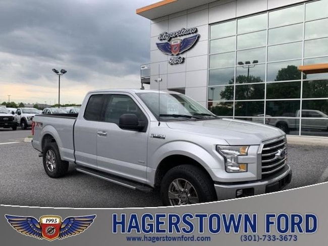2016 Ford F-150 XLT Extended Cab Short Bed Truck