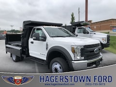 2018 Ford F-450 Chassis XL Truck Regular Cab