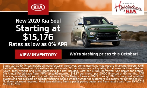 October Soul Offers