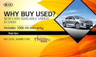 Why buy used? New cars available under $17,000!