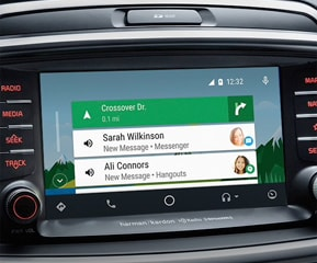 Android Auto™.