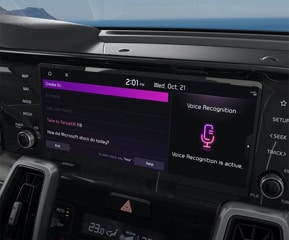 Vehicle Voice Control