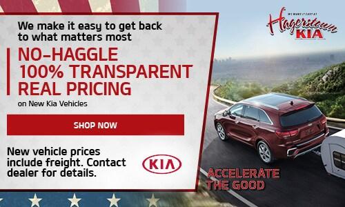 No-Haggle 100% Transparent REAL pricing
