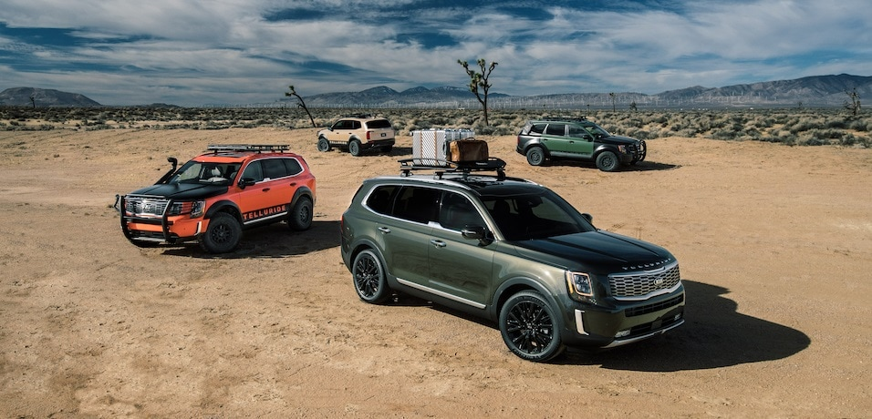 KIA Telluride Model Research Hagerstown Kia Maryland