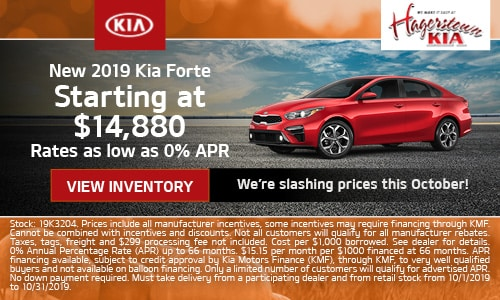 October Forte Offers