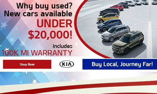 Why buy used? New cars available under $20,000!- May Offer