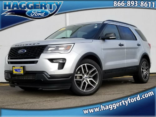 Ford Explorer For Sale Near Chicago