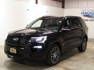 2018 Ford Explorer Sport 4WD 401A Sport 4WD