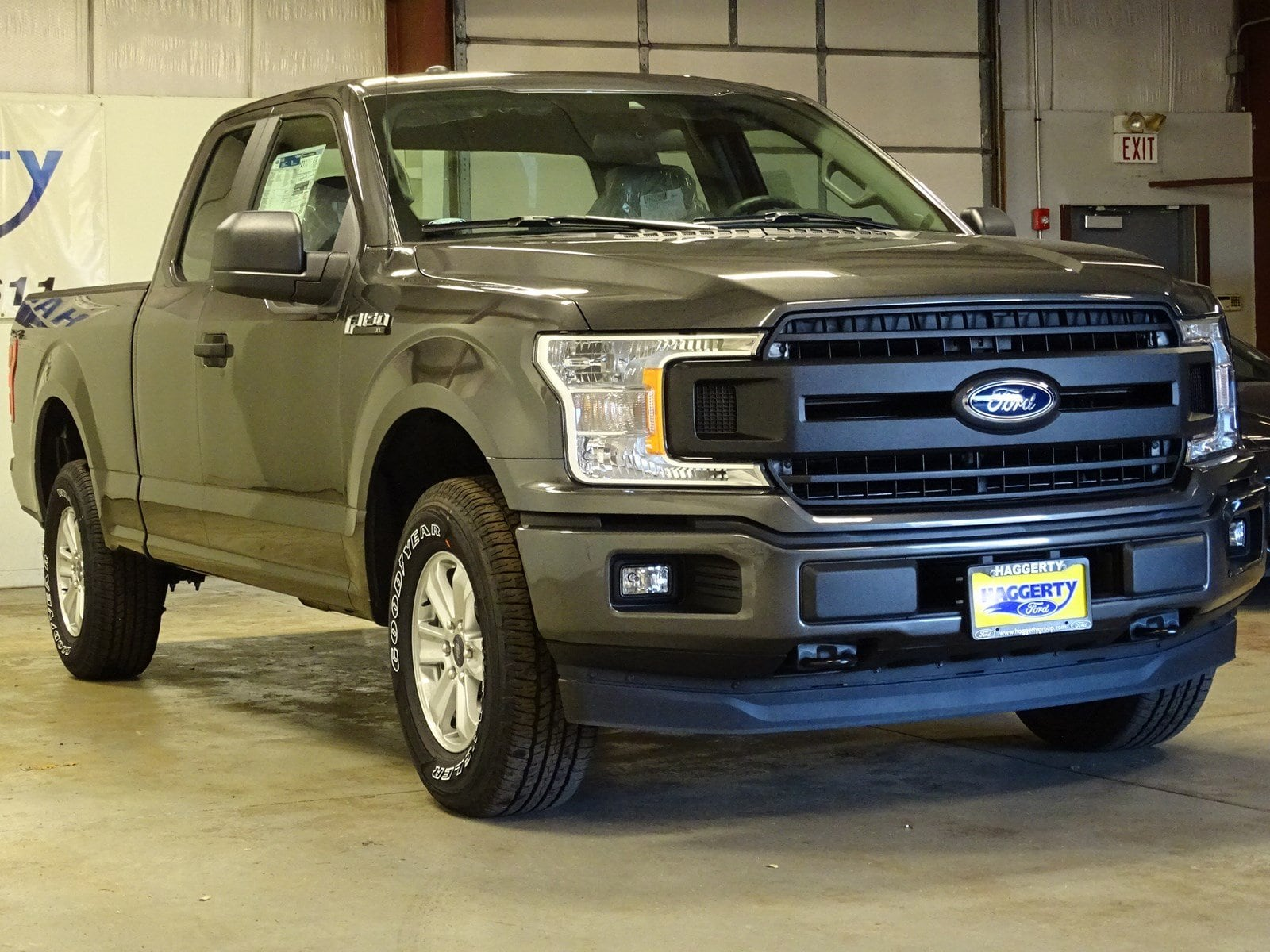 New Ford F150 For Sale At Haggerty Ford Near Chicago
