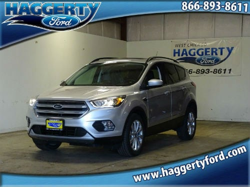 Used Ford Escape For Sale Near Carol Stream IL