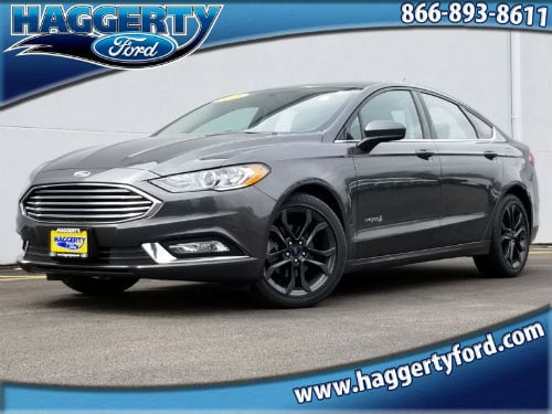 Ford Fusion For Sale Near Elgin