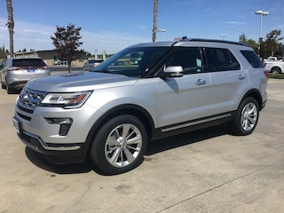 2018 Ford Explorer Limited 4X4 SUV