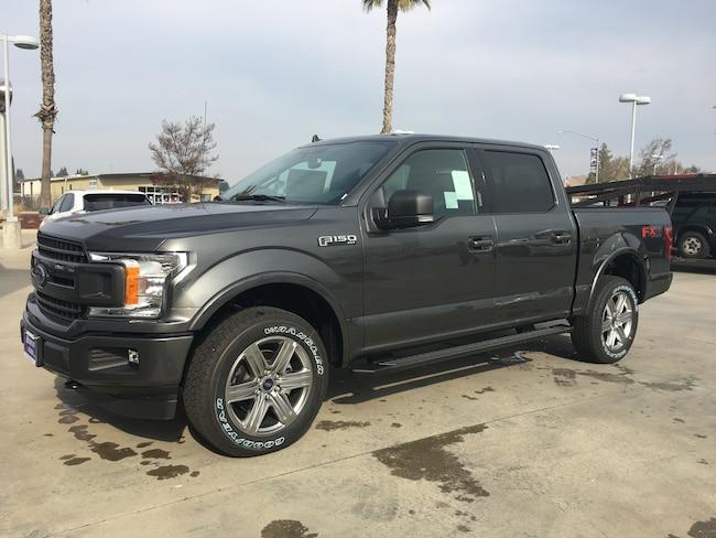 2019 Ford F-150 XLT 302A W/ Sport Apperance Pkg Truck