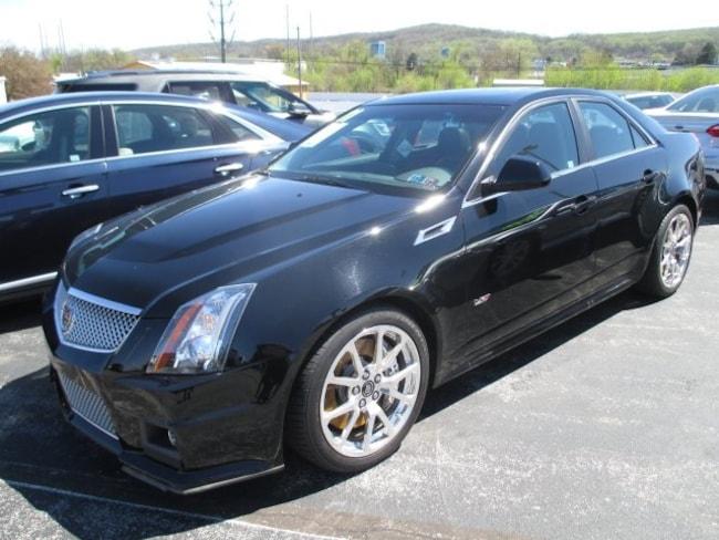 2011 Cadillac CTS-V Base Sedan