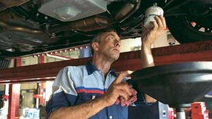 Get Your Oil Changed Regularly