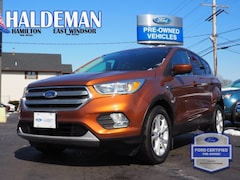 Certified Pre-Owned 2017 Ford Escape SE SUV 1FMCU0GD0HUA52495 for Sale in East Windsor, NJ