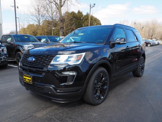 2019 Ford Explorer Sport SUV Trenton
