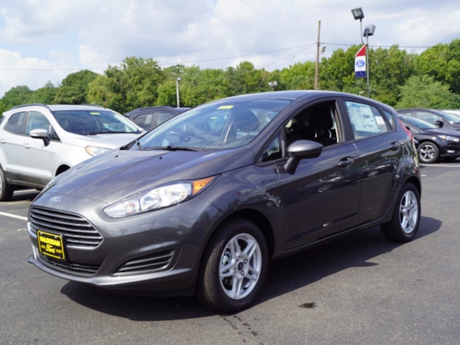 New 2018 Ford Fiesta SE Hatchback for sale in East Windsor, NJ at Haldeman Ford Rt. 130