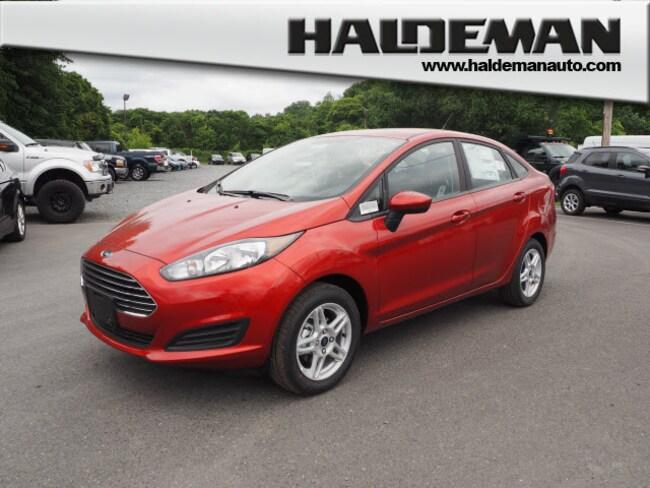 New 2018 Ford Fiesta SE Sedan for sale in East Windsor, NJ at Haldeman Ford Rt. 130