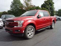 New 2018 Ford F-150 Lariat Truck for sale in East Windsor, NJ at Haldeman Ford Rt. 130