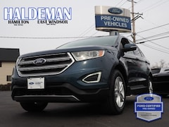 Certified Pre-Owned 2016 Ford Edge SEL SUV 2FMPK4J81GBB09236 for Sale in East Windsor, NJ