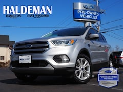 Used 2017 Ford Escape SE SUV 1FMCU9GD0HUA07853 for sale in East Windsor, NJ at Haldeman Ford Rt. 130