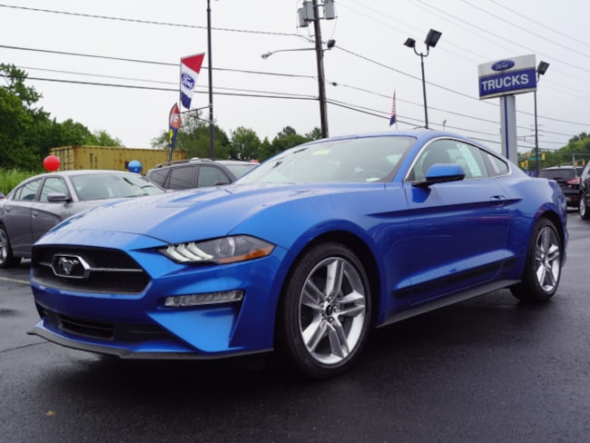 New 2019 Ford Mustang Ecoboost Premium Coupe for sale in East Windsor, NJ at Haldeman Ford Rt. 130