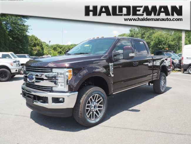 New 2018 Ford Superduty F-350 Lariat Truck for sale in East Windsor, NJ at Haldeman Ford Rt. 130
