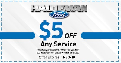 $5 OFF Any Service