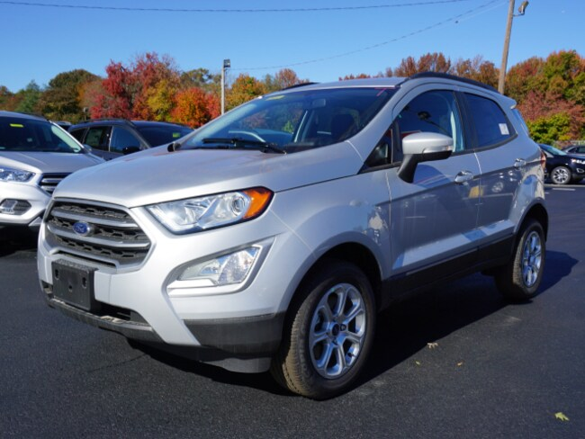New 2018 Ford EcoSport SE Crossover for sale in East Windsor, NJ at Haldeman Ford Rt. 130