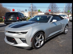 2017 Chevrolet Camaro SS SS  Convertible w/1SS