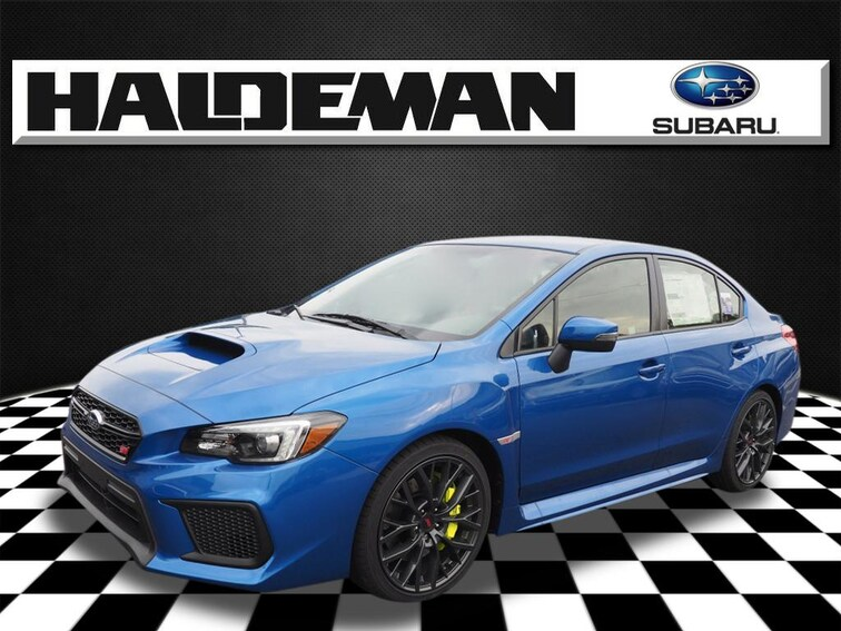 New 2019 Subaru Wrx Sti For Sale Hamilton Near Trenton Nj