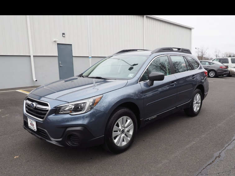 Used 2018 Subaru Outback 2.5i AWD 2.5i  Wagon for sale in Hamilton, New Jersey at Haldeman Subaru