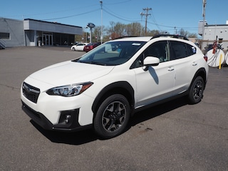 New 2019 Subaru Crosstrek 2.0i Premium SUV JF2GTAEC7K8299555 A19085 for sale in Hamilton, NJ at Haldeman Subaru
