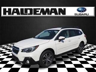 New 2019 Subaru Outback 2.5i Limited SUV 4S4BSAJC0K3313256 19889 for sale in Hamilton, NJ at Haldeman Subaru