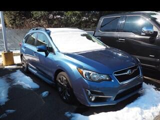 Used 2016 Subaru Impreza 2.0i Sport Premium AWD 2.0i Sport Premium  Wagon CVT 19864A JF1GPAP61GH299980 for sale in Hamilton, New Jersey at Haldeman Subaru