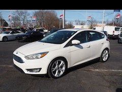 Used 2016 Ford Focus Titanium Titanium  Hatchback 1FADP3N26GL407201 for sale in East Windsor, NJ at Haldeman Ford Rt. 130