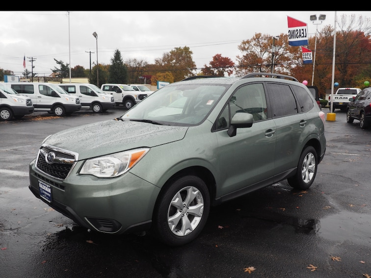 Used 2014 Subaru Forester 2.5i Premium AWD 2.5i Premium  Wagon CVT for sale in Hamilton, New Jersey at Haldeman Subaru