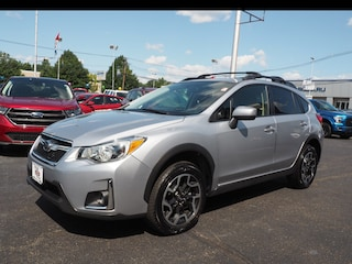 Used 2017 Subaru Crosstrek 2.0i Premium AWD 2.0i Premium  Crossover CVT P75615 JF2GPABC8HH260278 for sale in Hamilton, New Jersey at Haldeman Subaru