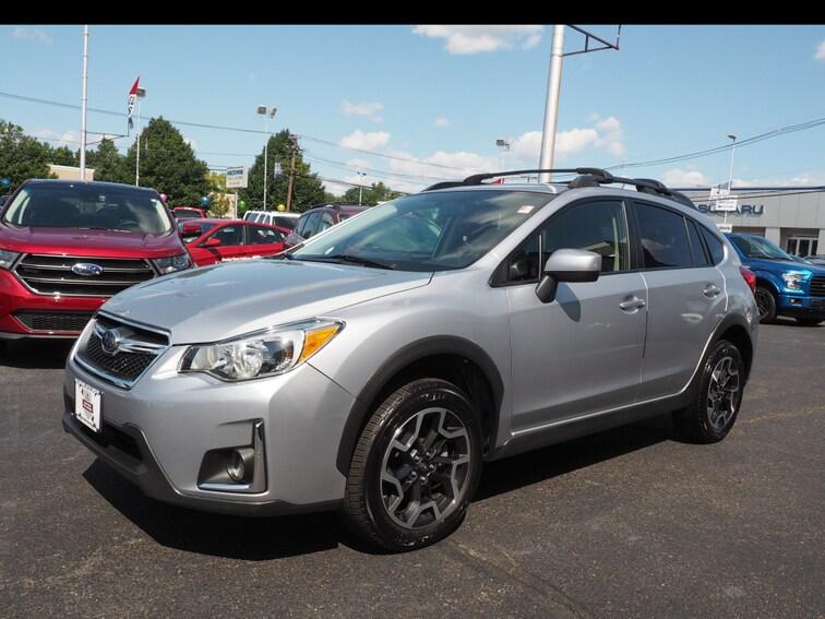 Used 2017 Subaru Crosstrek 2.0i Premium AWD 2.0i Premium  Crossover CVT for sale in Hamilton, New Jersey at Haldeman Subaru