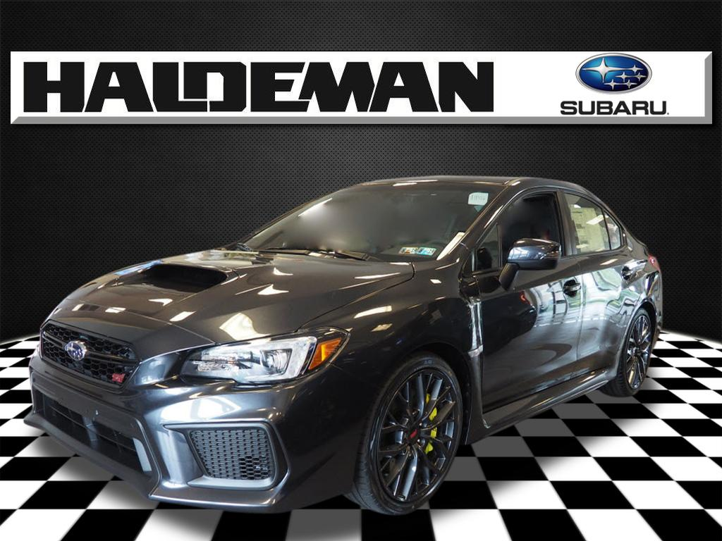2018 Subaru WRX STI Limited with Lip Sedan