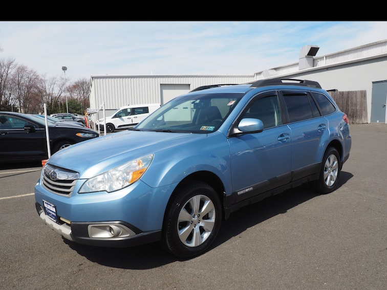 Used 2010 Subaru Outback 3.6R Limited AWD 3.6R Limited  Wagon for sale in Hamilton, New Jersey at Haldeman Subaru