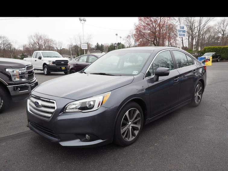 Used 2016 Subaru Legacy 2.5i Limited AWD 2.5i Limited  Sedan for sale in Hamilton, New Jersey at Haldeman Subaru