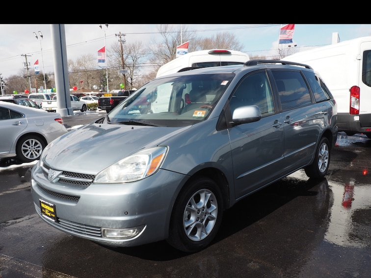 Bargain Inventory 2004 Toyota Sienna XLE Limited 7 Passenger AWD XLE 7-Passenger  Mini-Van for sale in Hamilton, NJ